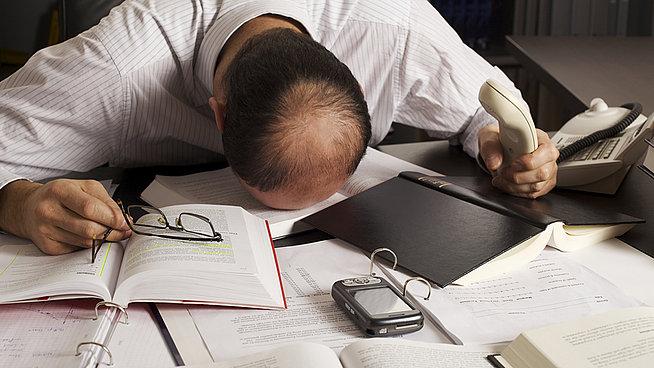 Mal estar ocupacional – o esgotamento mental